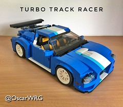 #LEGO #creator #LEGOcreator #31070 #TurboTrackRacer #Turbo #Track #Racer (@OscarWRG) Tags: lego creator legocreator 31070 turbotrackracer turbo track racer