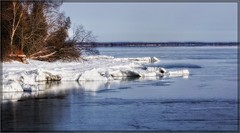 0952- Ice, Snow and Water (canuckguyinadarkroom) Tags: