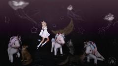 What is it with all these dreams about being a unicorn? (gwen.enchanted) Tags: 7deadlys{k}ins anatomy bauhausmovement catseye eve egosumaii ersch jian kraftworkhera maitreya nomi stockholmlima theplastik truth vista