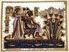 Pharaoh And His Wife - progress #1 (Danijel Legin) Tags: puzzle jigsaw nathan 2000 egyptianart