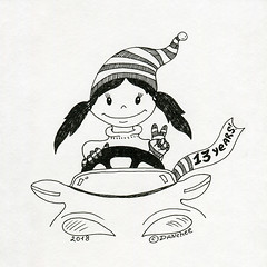 My driving experience - 13 year! (Annabelle Danchee) Tags: dancheeannabelle annabelledanchee sketch paper pen ручка people creative art beautiful graphic graphics drawing draw illustration blackandwhite искусство искусствовмассы скетч шарж карикатура friendlycartoons caricatures car