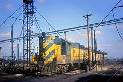 C&NW GP7 1590 (Chuck Zeiler) Tags: cnw gp7 1590 railroad emd locomotive proviso train chuckzeiler chz
