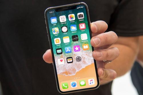 iPhone X đạt doanh số cao trong tháng 12 năm ngoái.