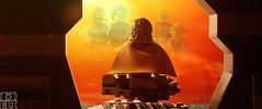 VICTORY (kyle.jannin) Tags: lego starwars starwarsthelastjedi legostarwarsthelastjedi lukeskywalker ahchto force thelastjedi episode viii 8 episode8 ghosts sw legostarwars