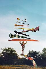 Mobile Kunstwerk Flodin (mo_metalart) Tags: windkunstwerk mobile kinetischeskunstwerk statuemetall mirkosiakkouflodin mometallkunstde