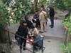 Gentlemen's Gaming Hour (Toni Kaarttinen) Tags: macau macao china 澳門 澳门 daytrip luis de camões garden luisdecamõesgarden man men playing cards