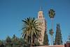 Koutoubia Minaret (arieskoc) Tags: marrakech morocco koutoubia