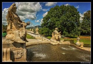 Český Krumlov_UNESCO World Heritage Site_Zámecká zahrada_Castle Garden_Jižní  Čechy_South Bohemian Region_Czechia
