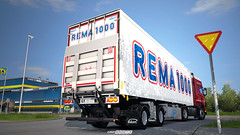 Ekeri CityTrailer - TestRun [ETS2] (gripshotz) Tags: ekeri city short trailer scania 480 scandinavia euro truck simulator ets 2 mod