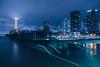 L'île de France (smkfsh) Tags: 2018 crue france paris seine toureiffel europe hiver cityscape longexposure flood water nightscape