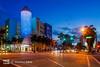 Miami Beach (Markus Lenz) Tags: amerika artdecodistrict beleuchtung belichtung bildgestaltung diewelt florida fotografie genre leuchtschrift miami miamibeach nachtaufnahme objektegegenstände orte technik usa vereinigtestaaten washingtonavenue blauestunde bluehour