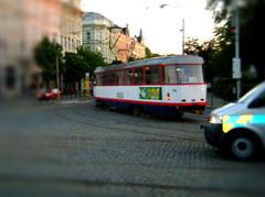 Olomouc tram No. 156 (johnzebedee) Tags: transport tram publictransport vehicle olomouc czechrepublic johnzebedee tatra tatrat3