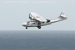5869 Catalina (photozone72) Tags: eastbourne airshows aircraft airshow aviation props warbirds wwii canon canon7dmk2 canon100400f4556lii 7dmk2 catalina