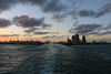 Leaving Port Miami (Rick & Bart) Tags: florida bahamas cruise cruiseship travel rickvink rickbart canon eos70d pool royalcaribbean enchantmentoftheseas miami portmiami sunset atlanticocean ocean