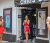 Red Dress Run (MJfest) Tags: bourbonstreet dress frenchquarter louisiana neworleans nola rdr rdr2017 red reddressrun fav10 fav20