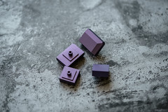 DSC06887 (kivx) Tags: sony fe lens fullframe a7ii a72 a7m2 ilce72 α7ii 5° 5degree fivedegree aluminum case mechanical mechanicalkeyboards mechanicalkeyboard keyboard keycaps keycap keyset hkp hotkeysproject hot keys project artisankeycap artisan artisankeycaps purple jtk photostudio ps pharaoh specter lime wine x khaki winexkhaki golden sel90m28g ble60 carbon cherry cherrymxswitch ergoclear clear carbonfiber fiber