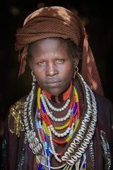 Ethiopie: la vallée de l'Omo, les Erbore. (claude gourlay) Tags: ethiopie valléedelomo afrique africa claudegourlay erbore arbore ethnie omo