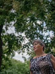 Maria, the librarian (un2112) Tags: librarian portrait humansofbudapest woman july friends hungarian
