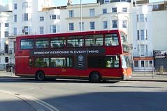 935 Brighton 30/11/17 (Csalem's Lot) Tags: brighton bus goaheadlondon 935 eastlancsvyking