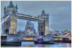 Tower Bridge - London (albertomazzei1) Tags: towerbridge bridge thames tamigi river fiume london londra england inghilterra ponte ponteelevatoio pontedellatorre southwark towerhamlets albertomazzei