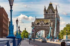 Tower Bridge (captgerryhare) Tags: close the bridge iconic tower thames symbol river 2015 london crosses europe become