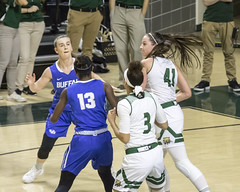 1002923 (jet45701) Tags: ohio university womens basketball vs buffalo 1172018 convo