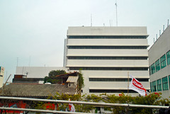 Gedung Fujifilm (Ya, saya inBaliTimur (using album)) Tags: jakarta building gedung architecture arsitektur office kantor