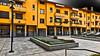 Yellow and grey (Marco Trovò) Tags: marcotrovò hdr canong1xmark2 parabiago milano italia italy building architettura edificio architecture buildings