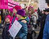 Women's March - Philadelphia, 2018 (Alan Barr) Tags: philadelphia 2018 womensmarch demonstration protest street sp streetphotography streetphoto people color candid group olympus omd em1ii emii