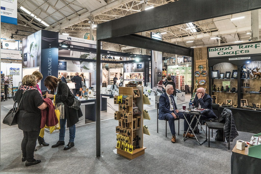 SHOWCASE IRELAND AT THE RDS IN DUBLIN [Sunday Jan. 21 to Wednesday Jan. 24]-136025