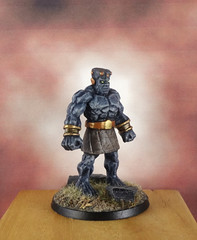 Stone-Golem-Earth-Elemental-Reaper-Miniature-02 (Dead Bard Miniatures) Tags: dd dungeons dragons reaper ralpartha grenadier warhammer wotc chainmail pathfinder painted miniature mini