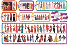 1978 fashion booklet for Geo! (ModBarbieLover) Tags: christie barbie fashion booklet 1978 best buy jumpsuit