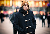 (graveur8x) Tags: man candid street portrait dof look frankfurt germany deutschland tattoo tattoos face eyecontact streetphotography mann cold winter tears amor people bokeh lights evening dark outdoor outside city urban canon canoneos6d canonef135mmf2lusm 135mm f2