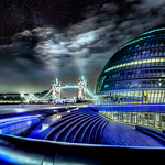 Tower Bridge and City Hall under the Stars thumbnail