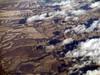 Green Hollow (Sotosoroto) Tags: aerial washington columbiabasin palouse clouds farm whitman