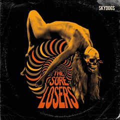 2016_The_Sore_Lovers_Skydogs_2016 (Marc Wathieu) Tags: rock pop vinyl cover record sleeve music belgium coverart belgique pochette cd indie artwork vinylcover sleevedesign