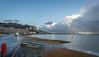 Dover beach pano (stevefge) Tags: 2017 dover uk coast winter cliffs castle boats ships beach landscape wet kent britain cloud channel harbour haven ferry reflectyourworld