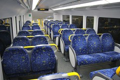 A Set Interior, Sydney, September 7th 2014 (Southsea_Matt) Tags: waratah aset cityrail sydneytrains sydney newsouthwales australia canon 60d sigma 1850mm september 2014 spring train railway railroad vehicle emu electricmultipleunit traininterior