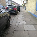 Broken Paving - Mattison Road, London N4 - # 1 thumbnail