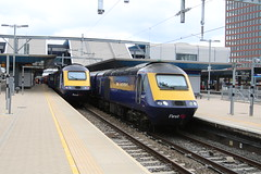 First Great Western 43135 43147 @ Reading (uksean13) Tags: 43135 43147 firstgreatwestern hst125 reading transport train railway rail diesel gwr canon 760d ef28135mmf3556isusm