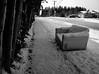 (mo.foto_) Tags: snow snowfa sidewalk neighborhood hedgerow abandoned bw blackandwhite blackwhite monochrome outdoor