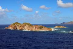 Islands by St Thomas (Daniel Hemingsen) Tags: st thomas landscape water ocean