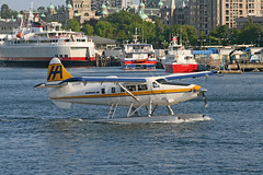 C-FODH DHC-3T Harbour Air (ChrisChen76) Tags: victoriaharbour dhc3t turbootter harbourair canada