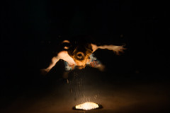 Night Swimming (Thomas Hawk) Tags: america bigtujungacanyon california losangeles ranchoybarra southerncalifornia tujunga usa unitedstates unitedstatesofamerica william williampeterson night pool swimmingpool fav10