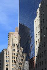 New York City - Solom Building (Michael.Kemper) Tags: voyage travel travelling reise canon 30d efs 1755 f28 is usm canoneos30d canonefs1755f28isusm usa us united states america vereinigte staaten von amerika new york city ny nyc big apple bigapple solom building solombuilding reflection spiegelung architecture architektur skyscraper wolkenkratzer hochhaus manhattan 30 d
