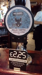 Mad Squirrel -  Polar Vortex (DarloRich2009) Tags: madsquirrelbrewingcompany madsquirrelbrewing madsquirrel polarvortex madsquirrelpolarvortex beer ale camra campaignforrealale realale bitter handpull brewery