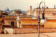 Tetti di Roma (alberto.velardi) Tags: filmcamera film urbanlandscape roofs rome roma