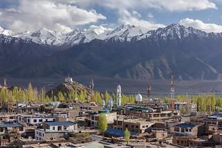 Leh - the capital of Ladakh