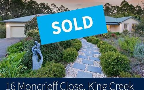16 Moncrieff Close, King Creek NSW