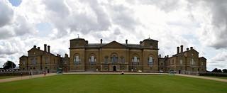 Holkham Hall Entrance